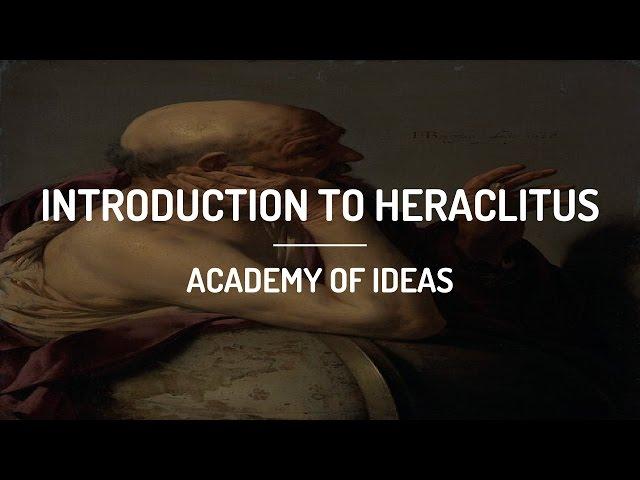 Heraclitus Of Ephesus Ancient History Encyclopedia