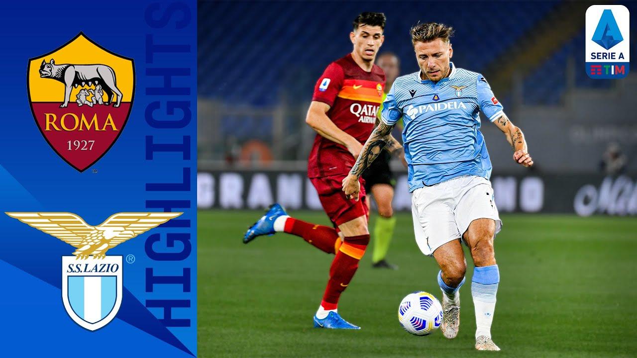 Roma 2-0 Lazio | La Roma si aggiudica il derby della Capitale | Serie A TIM