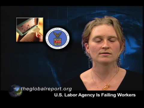 U.S. Labor Agency Is Failing Workers