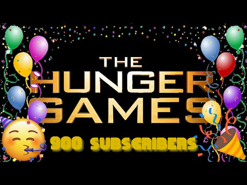 Hunger Games Simulator 2(900 Subscriber Special)