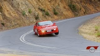 Targa Tasmania 2014 - PRTS Posche 944 Highlights