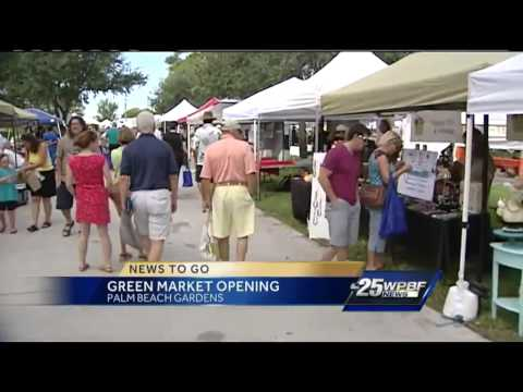 Palm Beach Gardens welcomes expanded green market