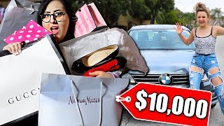 Who can SPEND the MOST MONEY in 24 Hours - Challenge