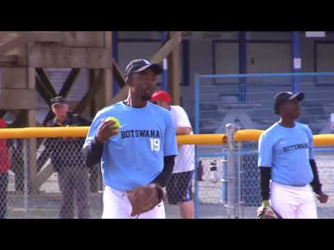 WBSC Botswana vs Great Britain (07.07.17)