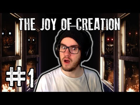 WHY FREDDY, WHY??? - Episode 1 - The Joy of Creation Night 1 from YouTube · Duration:  23 minutes 57 seconds