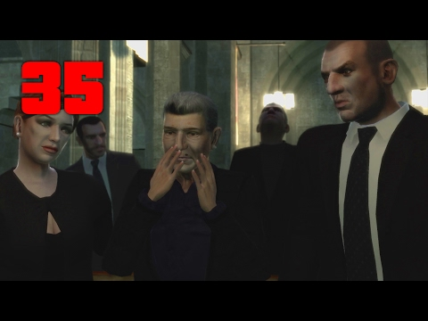 Jahova Plays Grand Theft Auto 4 - Episode 35 (Attending A Funeral)