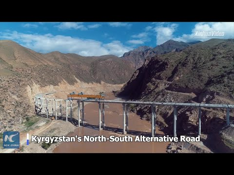Chinese company helps build Kyrgyzstan's biggest infrastructure project