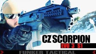 cz scorpion evo 3 s1 pistol   reviewed by usmc daniel shaw