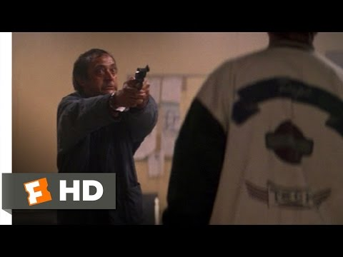 The Presidio (2/9) Movie CLIP - You Wanna Die, Cop? (1988) HD