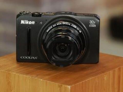 Nikon's Coolpix S9700 puts big zoom power in your pocket