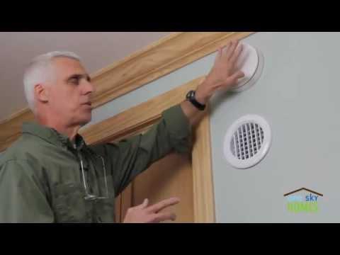 Continuous HRV ventilation for superior Indoor Air Quality