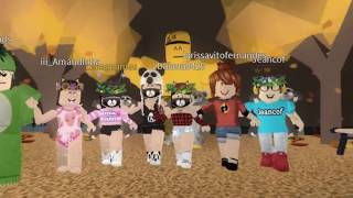 Clipe 200k - WAITING FOR LOVE ROBLOX 🎶🎶🎶