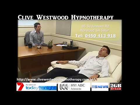 Hypnotherapy Adelaide Stop Nail Biting Clive Westwood