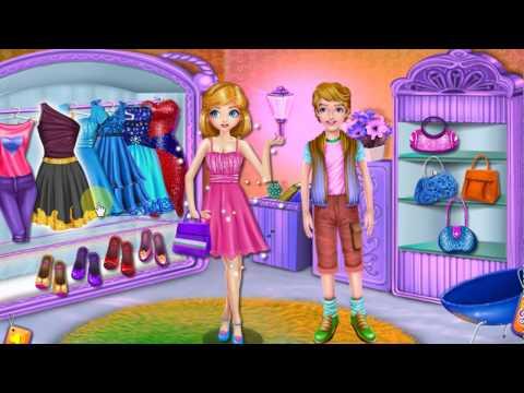 Girl Dress Up Shopping Games Princess Games