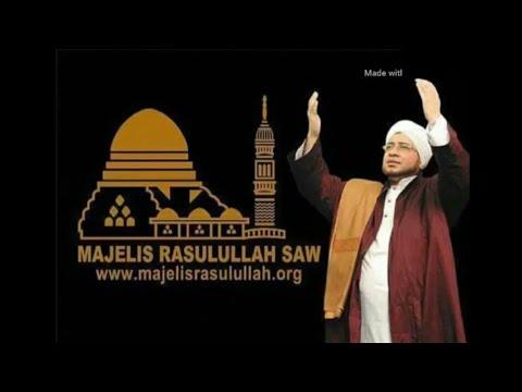 Lagu Man Ana Foto Kenangan Habib Munzir Al Musawwa Dan Kata