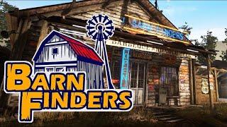 Barn Finders. Симулятор барахольщика. Первый взгляд. #1