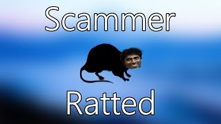 SCAMMER RATTED! [Getting into a scammer's PC] (Tech Support Scams -EP. 18)