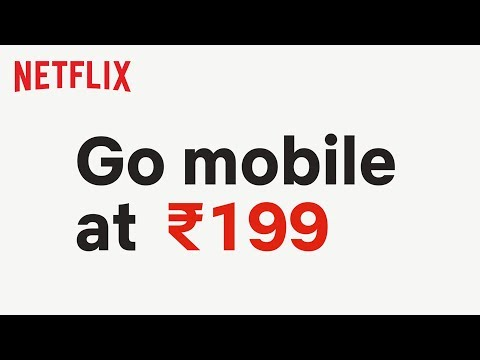 Netflix, now in your pocket.