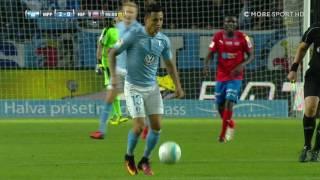 Svanbergs första allsvenska mål avgör derbyt - TV4 Sport
