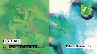 Patrick Thomas - Athlete of the Year Candidate 2018 thumbnail