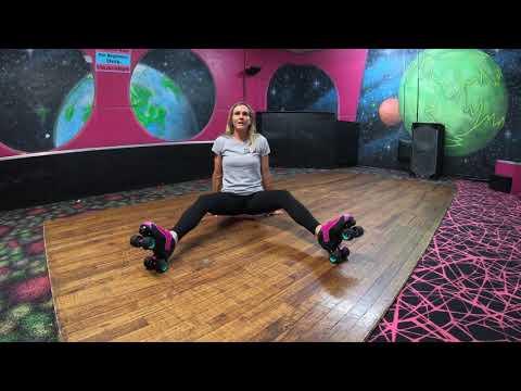 How to basic hex on roller skates