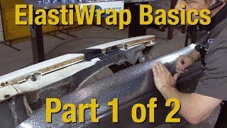 ElastiWrap Basics & How-to Demonstration With Kevin Tetz - Livestream Part 1 of 2 - Eastwood