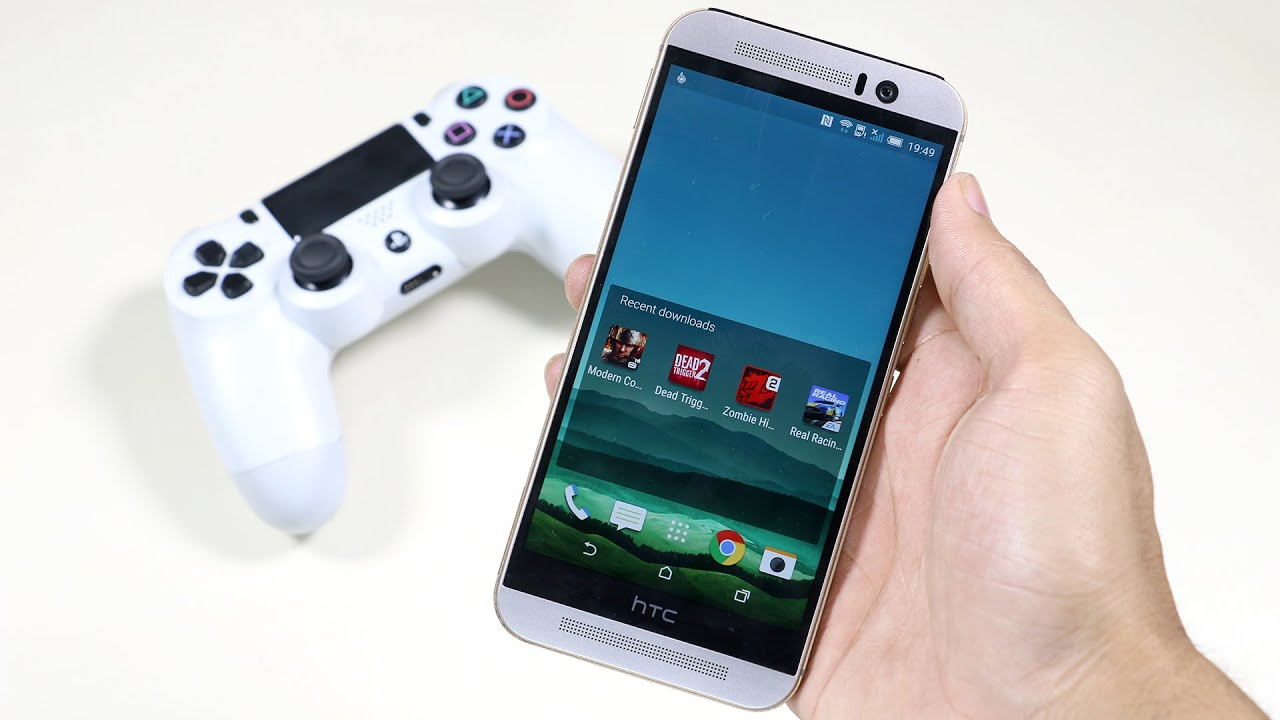 HTC One M9 Gaming Test !