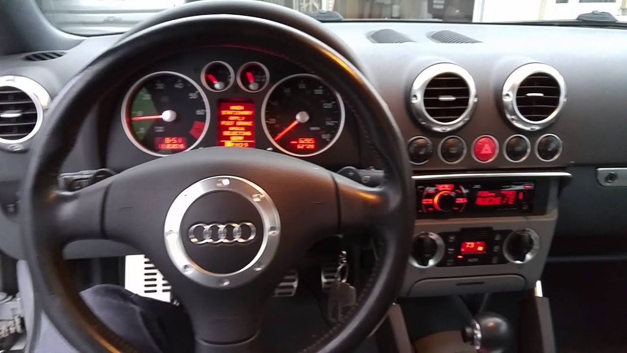 2004 audi tt s line for  with 61k miles - youtube