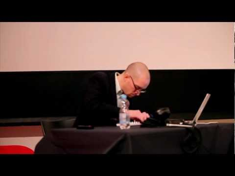 The potential of any sound: Nathan Wolek at TEDxFulbright