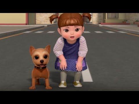 Щенячий сыщик - Консуни мультик (серия 47) - Мультфильмы для девочек - Kids Videos