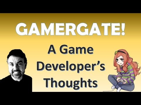 Gamergate - Thoughts of a developer.