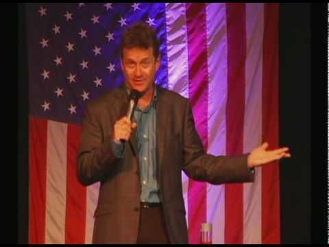 Scott Blakeman Political Comedy