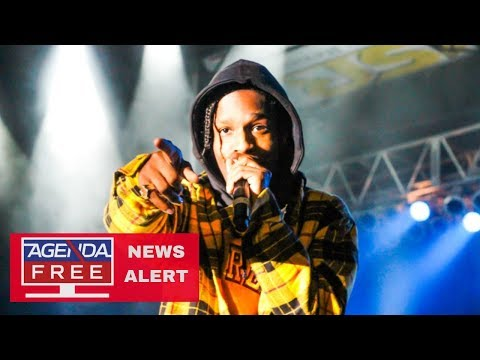 A$AP Rocky Freed Until Verdict -  LIVE BREAKING NEWS COVERAGE