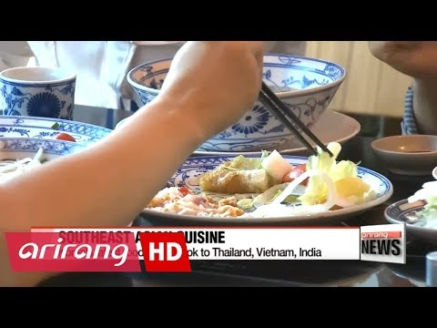 Southeast Asian cuisine takes over Korean palate