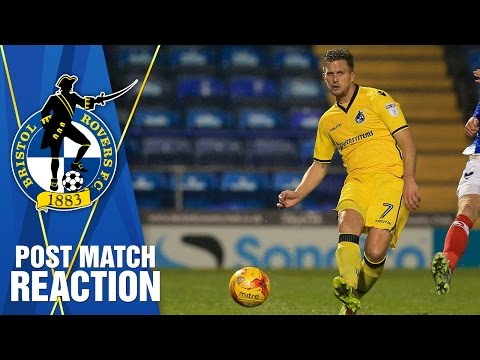 REACTION: Lee Mansell post Portsmouth