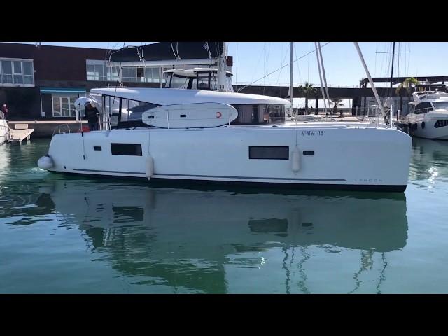 EP18: Parking a £1 Million Catamaran