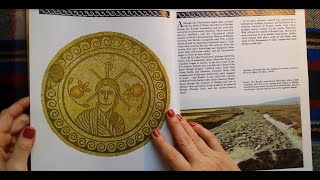 ASMR  Whispered &#39Anglo Saxon Chronicles&#39 Reading  Early British History  Lovely Library Book!