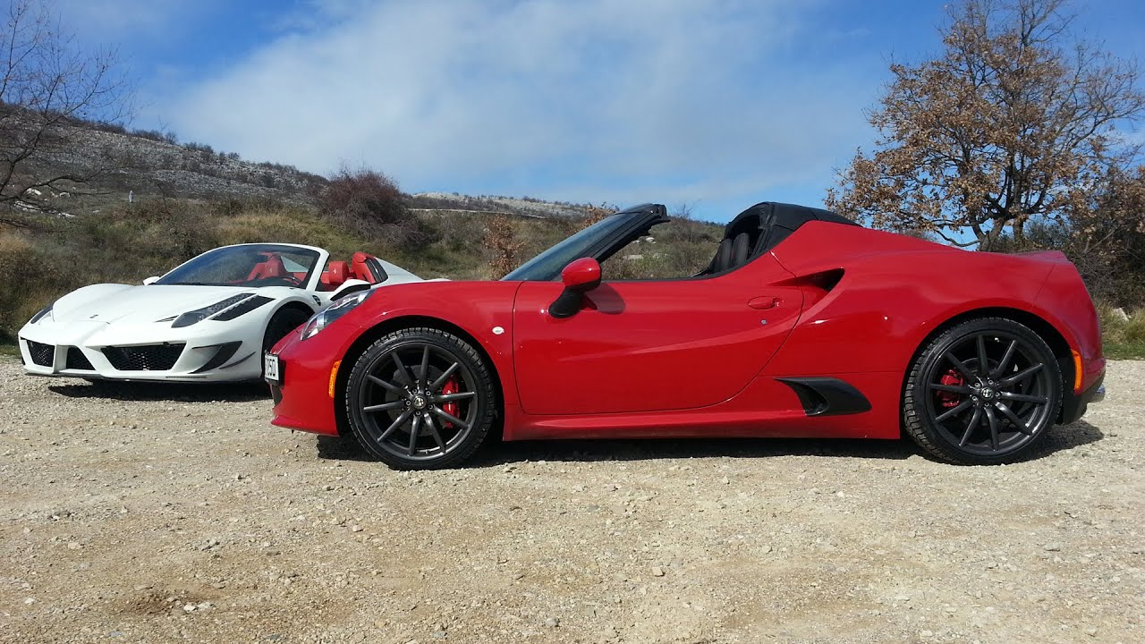 der neue alfa romeo 4c spider grip folge 355 rtl2 youtube. Black Bedroom Furniture Sets. Home Design Ideas