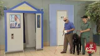 Blind Man Poop in Photo Booth Prank