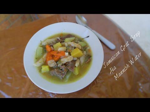 Jamaican Goat Soup (Mannish Water)