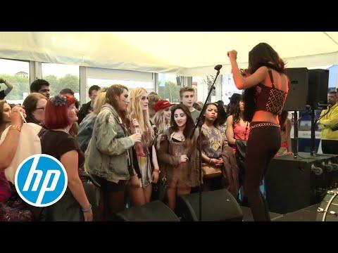 HP Live Series - AlunaGeorge