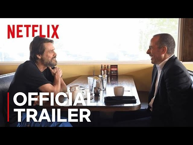 We Talk To Jerry Seinfeld About Comedians In Cars Getting Coffee