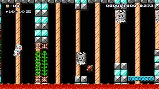 #CLM: √ The Fort Of Apathy √ - Beating Super Mario Maker's SUPER EXPERT Levels!