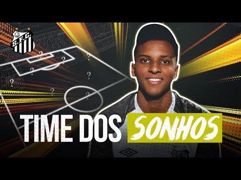 TIME DOS SONHOS DE RODRYGO