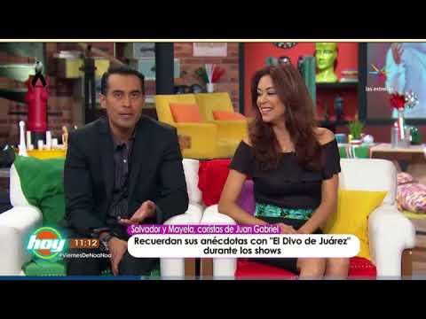 Programa Hoy - Mayela Orozco