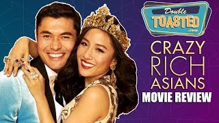 CRAZY RICH ASIANS MOVIE REVIEW 2018
