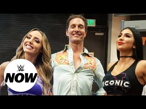 New member of The IIconics?: WWE Now