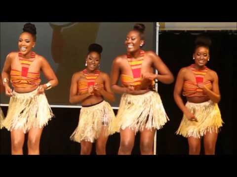 Miss Uganda UK 2016 - Opening Dance