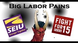 Big Labor Pains