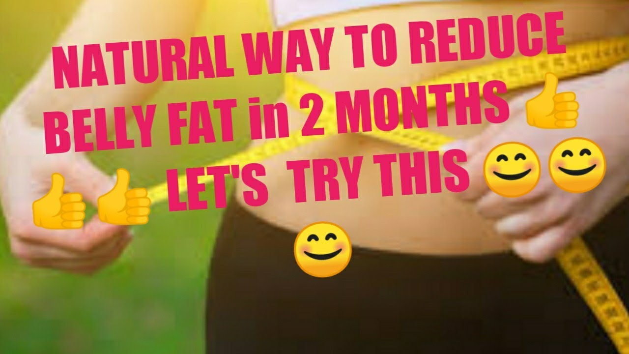 NATURAL WAY TO REDUCE BELLY FAT in 12 MONTHS 👍😎# WEIGHT LOSS